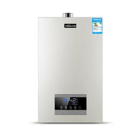 """万和""""四季感温""""智能恒温强排式燃气热水器11L"""