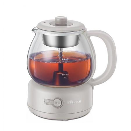 [新品]小熊(Bear)喷淋冲泡式煮茶壶养生壶 1L ZCQ-A10Q1