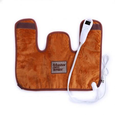 健康管家电热式海盐肩颈热敷理疗包·棕色