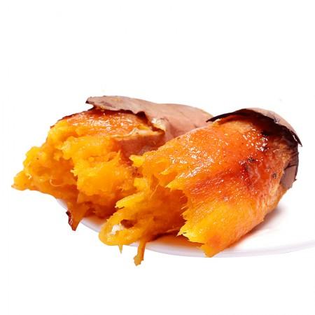 原产地直供烟薯5斤装·桔色