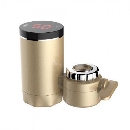 韩国现代(HYUNDAI)即热式水龙头加热器XX-18-A·金色
